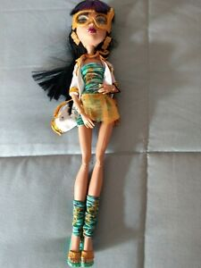 Monster High Picture Day Cleo De Nile, A Guest Review