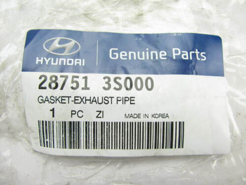 09-15 Optima 287513S000 New Exhaust Pipe Gasket OEM For 07-15 Elantra