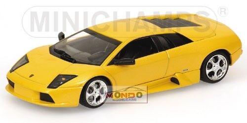 Lamborghini Murcielago 2004 Minichamps Neutral Box 1:43 433103520 Modellino