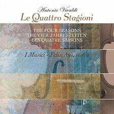 Felix Ayo / I Musici - Vivaldi: Four Seasons [New Vinyl LP] UK - Import