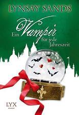 Ein Vampir für jede Jahreszeit   Lynsay Sands  Taschenbuch ++Ungelesen ++