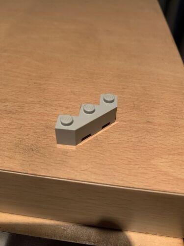 Vintage Lego Vieux Gris 3x3 Facette corner brick partie Lot ville château partie 2462