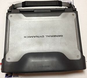 Details about ITRONIX GD6000 2 53GHZ 4GB TOUGHBOOK LAPTOP 128GB SSD GENERAL  DYNAMICS OFFICE