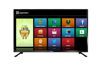 "BlackOx 42LYS4001 40"" Full HD SMART Android LED TV :MHL: USB->USB  Transfer Tech"