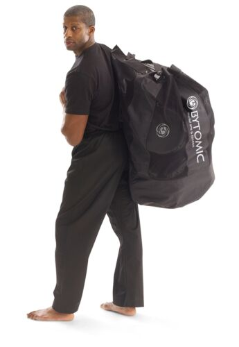 BYTOMIC XL MESH EQUIPMENT BAG GYM TRAINING
