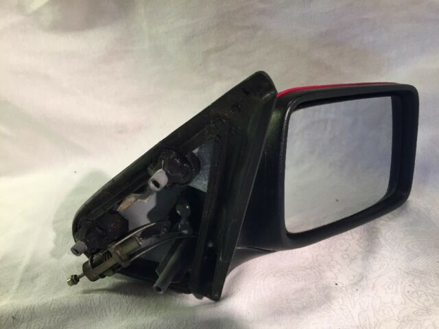 Details about Seat Ibiza II Cordoba 6K Mirror Right Manual Red ...