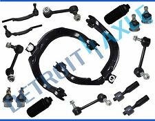 New 16pc Complete Front and Rear Suspension Kit for Trailblazer - 16mm Threads
