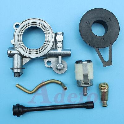 Oil Filter Oil hose fit HUSQVARNA 350 353 362 365 371 372 570 575 576