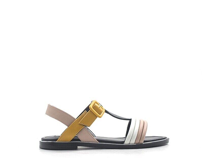 chaussures GAUDI' femmes Sandali Bassi  BIANCO PU 66641-VB941