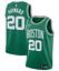 thumbnail 1 - NIKE Men Boston Celtics #20 Hayward Swingman Jersey 864461 320 - M(44) New