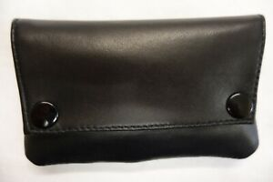 Leather-Tobacco-Pouch-Organizer-with-Space-for-Coins-and-Lighter-Small-Black
