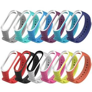 For-Xiaomi-Mi-Band-3-Bracelet-Silicone-Wrist-Strap-Watch-WristBand-Replacement