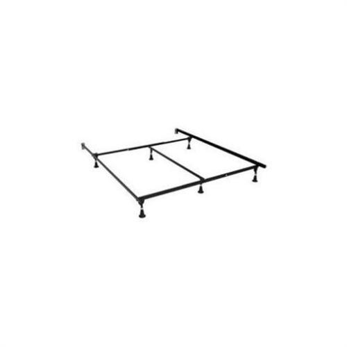 Serta SER-3170BSG-I Stable-Base Premium Bed Frame with 6 Glides