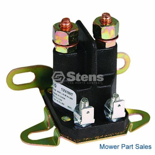 STENS Solenoid Two Pole Universal Castel Garden TC102 TCP102 TCR102 TCX102 XX220