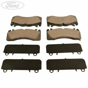 Details about Genuine Ford Mustang Front Brake Pads 6 Speed Auto W/ SVT  Performance 2044148