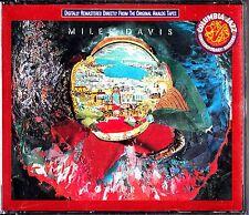 Miles Davis - Agharta, 1975 LIVE 2-CD (1991 Remastered FATBOX CBS Jazz) 467897 2