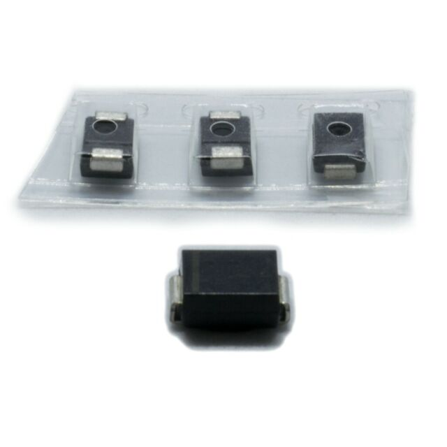 10x SM6T18CA Diode transil 600W 18V bidirectional DO214AA ST MICROELECTRONICS