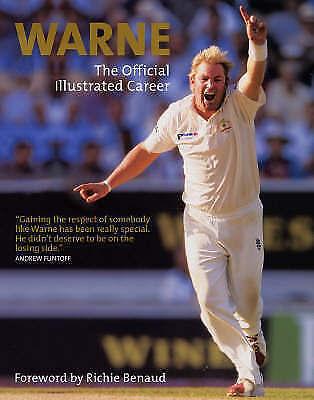 1 of 1 - Shane Warne: My Illustrated Career, Warne, Shane, New Book