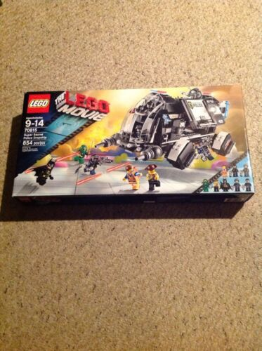 70815 NIB The Lego Movie Super Secret Police Dropship