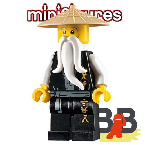 LEGO® NINJAGO® Minifigur  Wu aus dem Set 71702