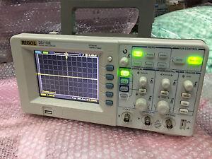RIGOL-DS1102E-Digital-Oscilloscope-100MHz-1-GSa-s-2-channels-1Mpts-5-7-034-TFT-USB