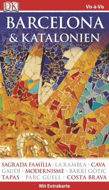 Vis-à-Vis Barcelona & Katalonien von Roger Williams (2015, Taschenbuch)