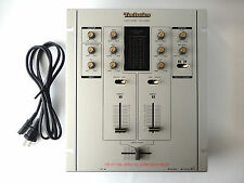 Technics SH-DJ1200 W/Spare Faders The Official World DJ Championship Mixer DMC