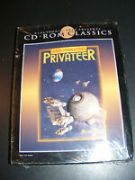 Wing Commander Privateer Rare (new & Sealed Pc Cd-rom) Video Game Thin Box