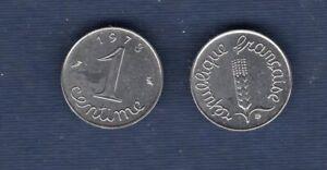 1 Centime épi 1973 Spl Fdc Provenant D Un Rouleau ExtrêMement Efficace Pour Conserver La Chaleur