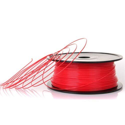 0,8 KG Holzdruck Materialien 3D Drucker 1,75 mm PLA Filament Rolle GO