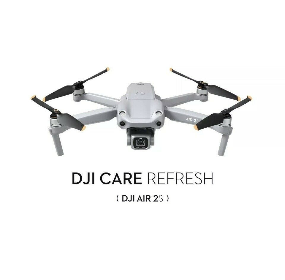 DJI Care Refresh Card for Air 2S - 1 Year