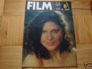 Liliana Glabczynska front cover mag FILM 1983 - Pyszkowo, Polska - Liliana Glabczynska front cover mag FILM 1983 - Pyszkowo, Polska