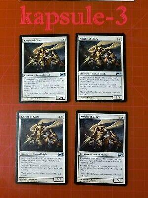Magic 2013 LP 4 Knight of Glory 4x x4 SPARROW MAGIC mtg
