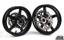 """Piranha Pit Bike Super Motard 12"""" Rims Wheels discs sprocket. SSR, Pitster Pro"""