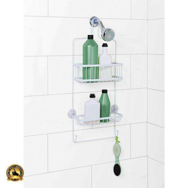 Shelf Quality Shower Caddy Conditioner and Soap Bathroom Shelves for Shampoo