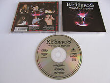 CRYPT OF KERBEROS World of Myths CD 1993 RARE OOP DEATH/DOOM ORIGINAL 1st PRESS!