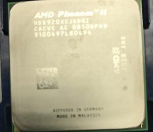 amd phenom ii 920
