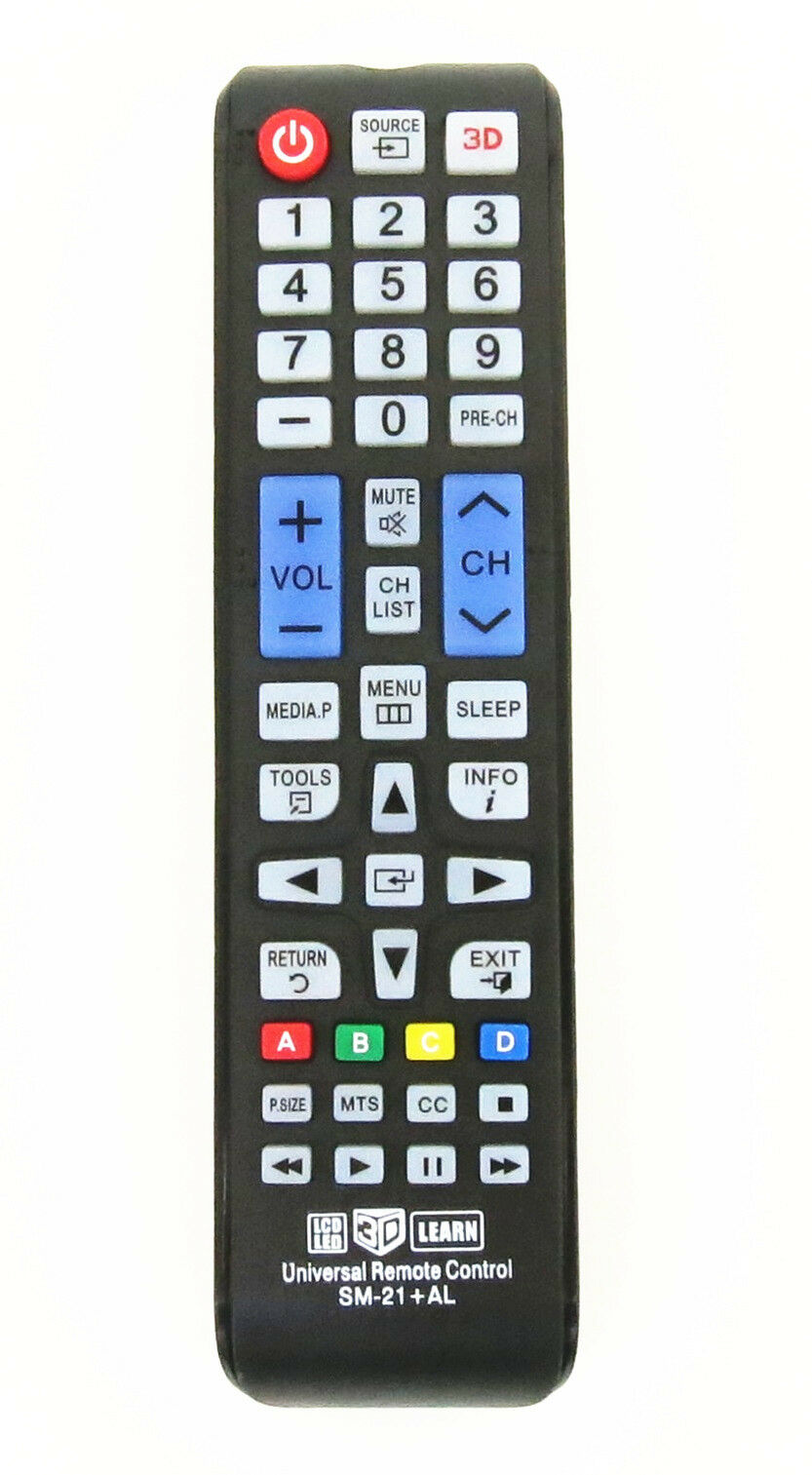 samasung universal remote control for all samsung lcd led. Black Bedroom Furniture Sets. Home Design Ideas