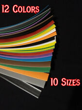 Heat Shrink Tubing 12 Colors To Choose From 364 To 15 Id Pick And Choose