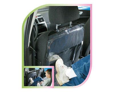 7 EUR//Stück 2 X Rückenlehnenschutz Schutzfolie Rückenlehnenschutz Autositzsch