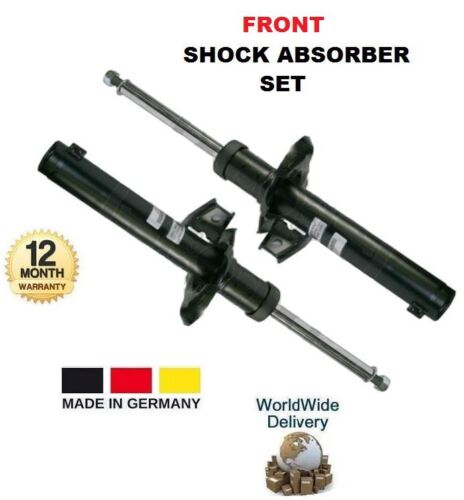 FOR SEAT ALTEA XL 1.2.1.4 1.6 1.8 1.9 2.0 2006--/>ON 2x FRONT SHOCK ABSORBER SET