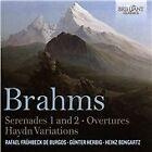 Johannes Brahms - Brahms: Serenades 1 and 2; Overtures; Haydn Variations (2015)