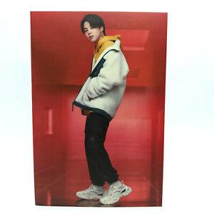 BTS × FILA JIMIN 02 Official Photo Post Card Music KPOP