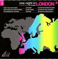 ONE NIGHT IN LONDON VOL.1 - AN ECLECTIC SELECTION OF UK SOUND - 2 CD COMPILATION