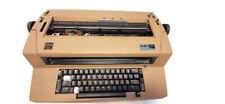 Vintage Tan Brown Ibm Selectric Iii 3 Electric Typewriter Parts And Repair Only