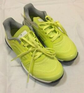 adidas Stella McCartney Barricade Boost All Court Shoe Women Yellow, White