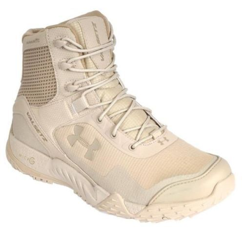 6f1d0911920 Under Armour UA Valsetz RTS Tactical Law Enforcement Combat BOOTS Coyote  1250234 12.5