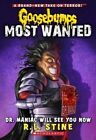 Dr. Maniac Will See You Now by R. L. Stine (Paperback / softback, 2013)