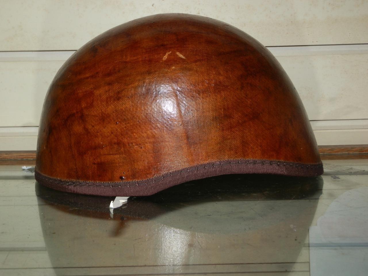 Antiguo Vintage Equitación Sombrero Casco por Moss Bros de Covent Garden C -1920