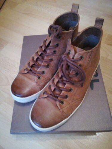 Chestnut Neu Sneaker Leder Wortman Tamaris Gr Wie 38 fq8Fnw1